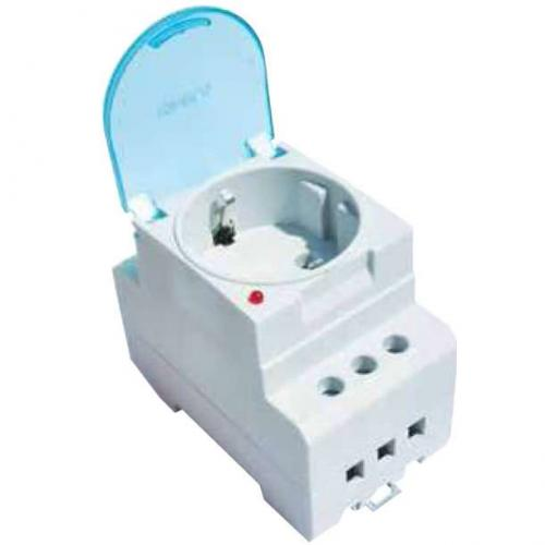 Rail Mounting Sockets